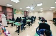 قسم اللغة العربية بتعليم بقعاء ينفذ مسابقة فارس الإملاء