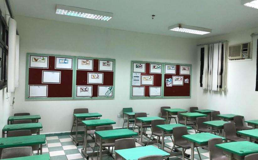 مدرسة عمرو بن العاص تنهي الاستعدادات للعام الدراسي القادم